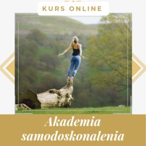 Akademia samodoskonalenia - kurs online z certyfikatem