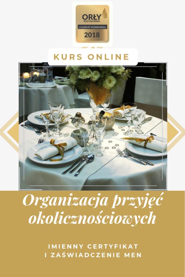 organizacja przyjęć