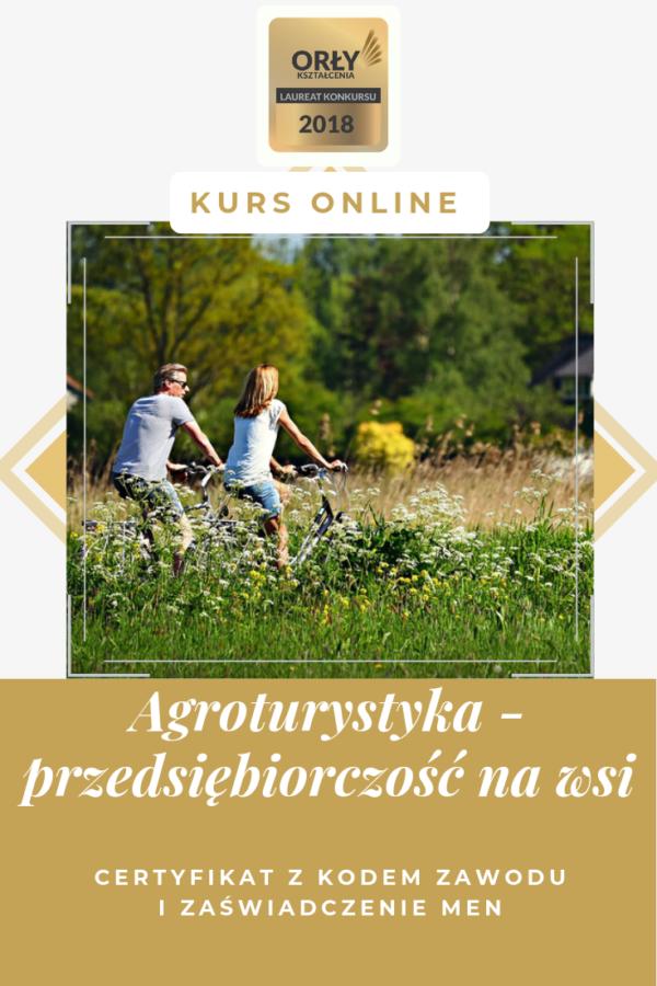 Agroturystyka - przedsiębiorczość na wsi