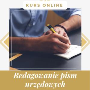 Redagowanie pism urzędowych