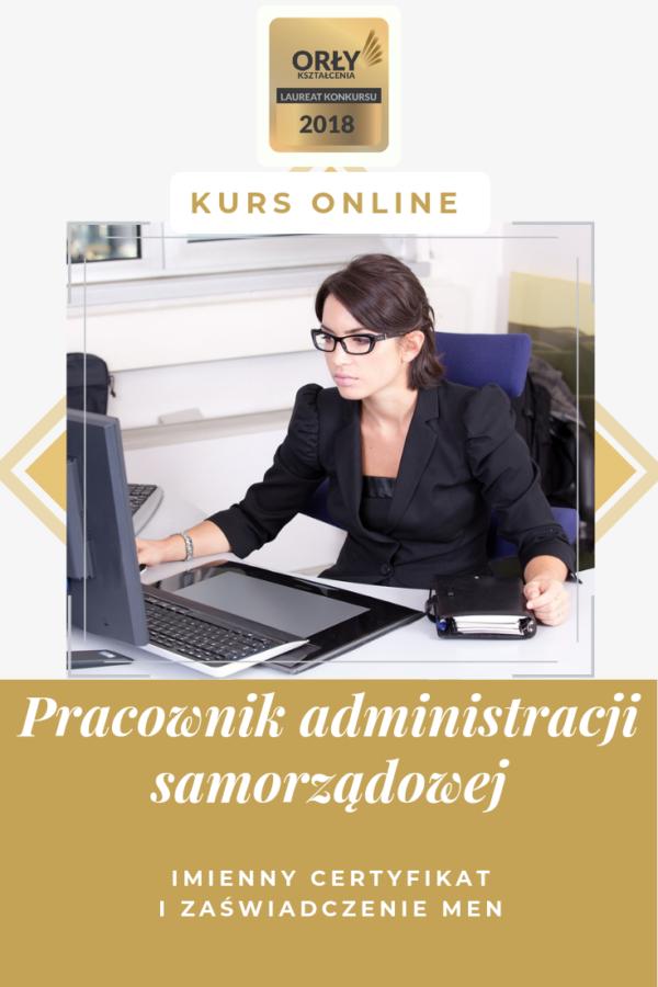 Pracownik administracji samorządowej